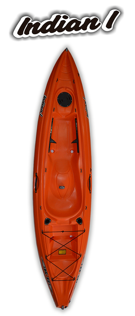 kayak indian 1